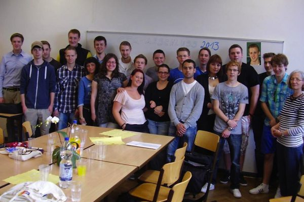 Chemieabsolventen 2013   Quelle: BK-Stadtmitte