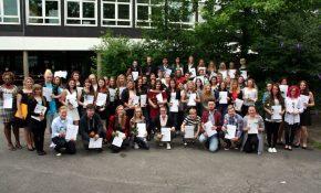 Abschlussklassen 2016 - Standort Von-Bock-Straße | Quelle: BK-Stadtmitte
