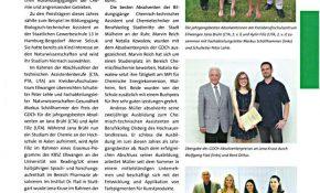 """""""GDCh-Absolventenpreise 2016"""" – Nachrichen aus der Chemie 10/2016"""