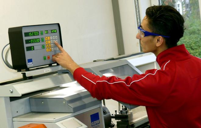 Zweijährige Berufsfachschule - Technik - Metalltechnik