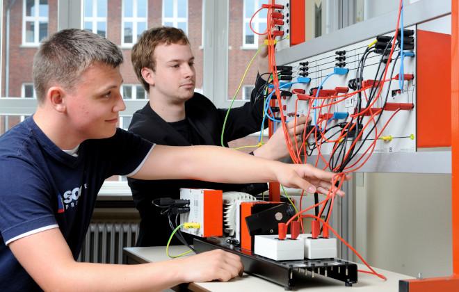 Elektroniker-Betriebstechnik